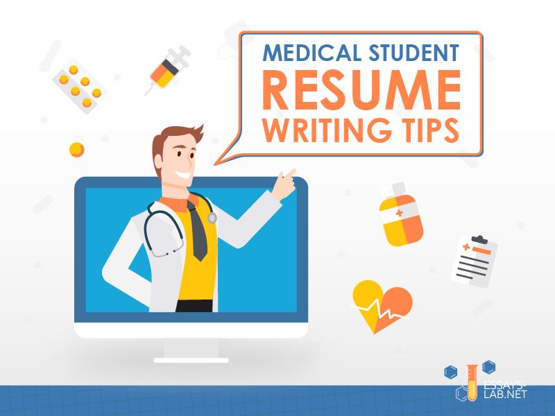 A Few Writing Tips Regarding a Medical Resume